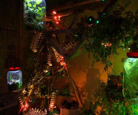 Mozilla Zen Altar Lanterns