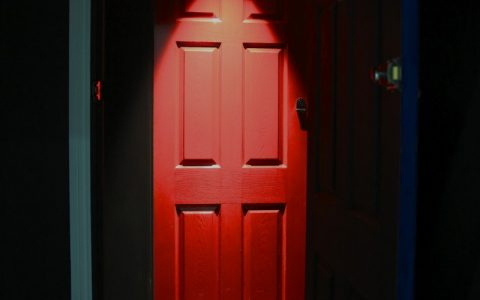 Dischord entrance open