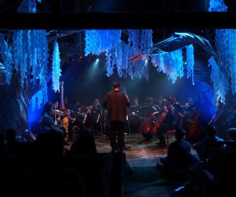 ACO orchestra set