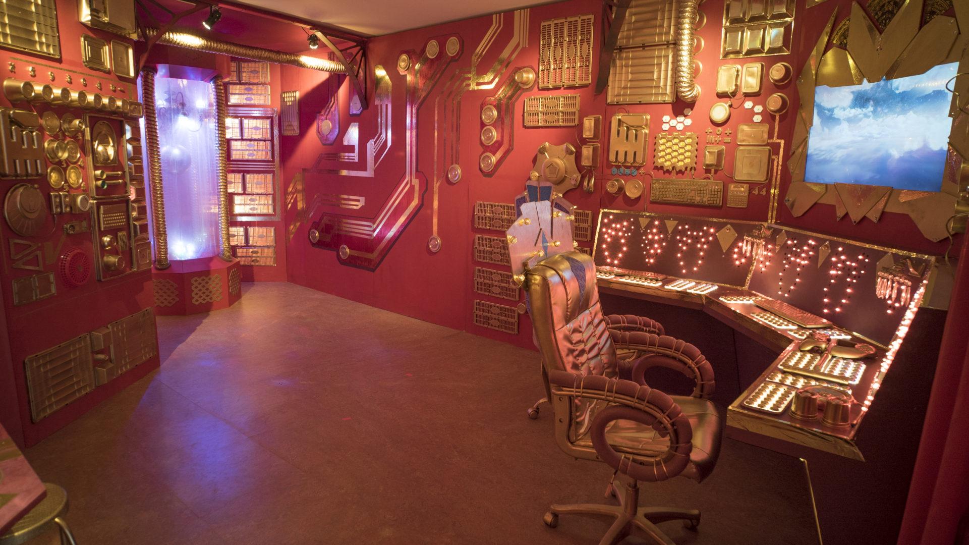 Epic Room Bollywood E Set Lighting 1 Bailes Light