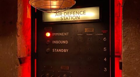 Air Defence Station at The Comms Room